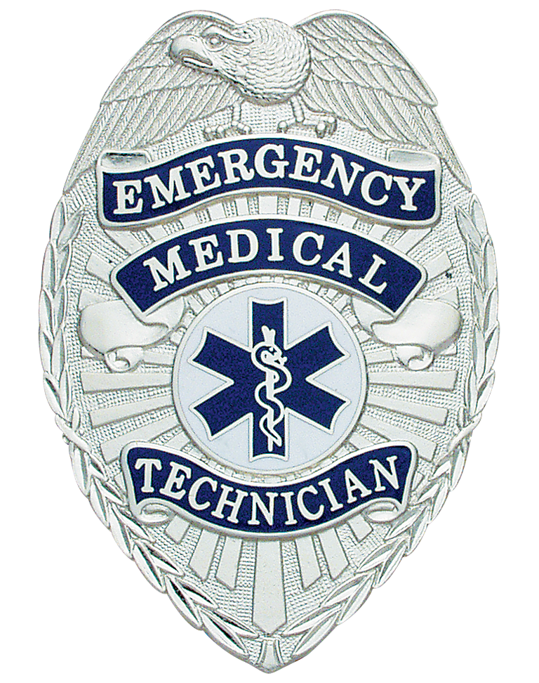 W56 EMT Badge
