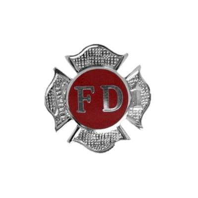 Fire Department Tie Pin