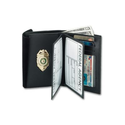 Federal Recessed Badge Wallet by D&K Model DK-882