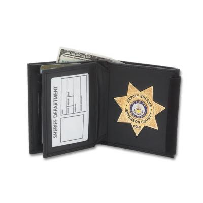 D&K Badge Wallet Model 450