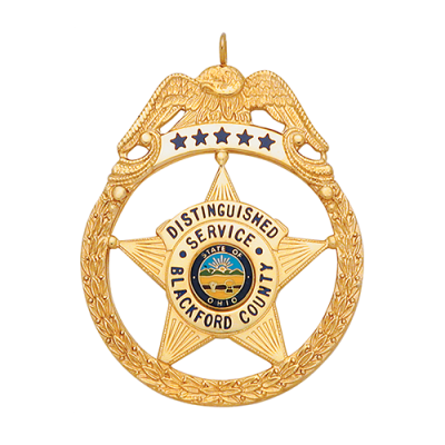 Medal of Valor Dodd County Sheriff's Office
