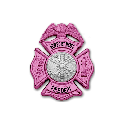 Breast Cancer Awareness Badge Model F141A