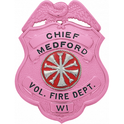 Breast Cancer Awareness Badge Model S140