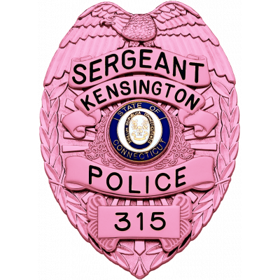 SB1902 Breast Cancer Awareness Badge