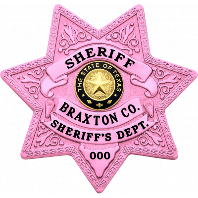 Breast Cancer Awareness Badge Model S631
