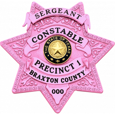 Breast Cancer Awareness Badge Model S631A