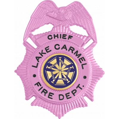 Breast Cancer Awareness Badge Model S158A