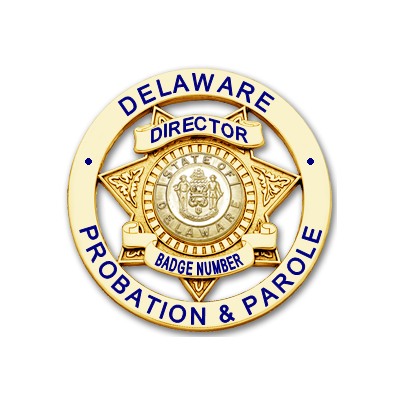 Director Badge with Plain Seal