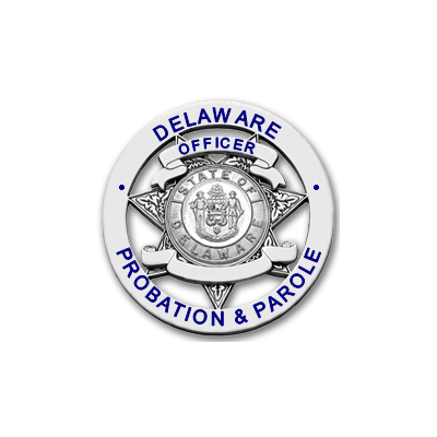 Delaware Probation & Parole Officer - Plain Seal
