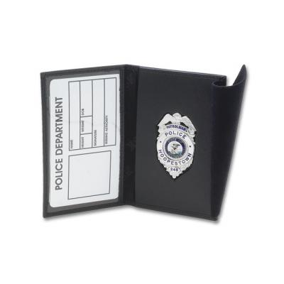 Product Image 1 for custom badge wallet product Recessed Badge & ID Case