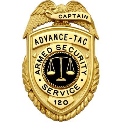 Armed Security Service Advance-Tac Captain
