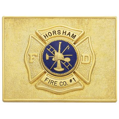 Horsham FD Badge
