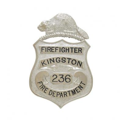 Kingston Fire Department Firefighter