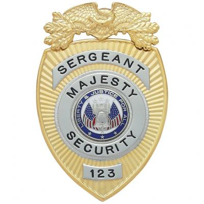 Majesty Security Sergeant