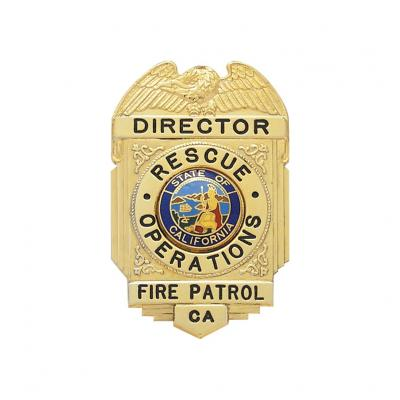 Rescue Operations Fire Patrol Director California