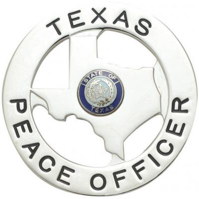 Peace Officer Texas