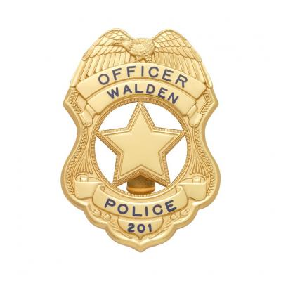 Walden Police Officer