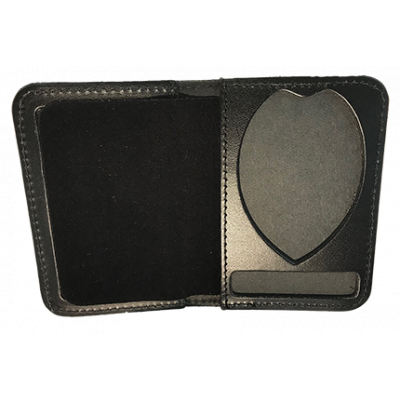 Anchorage PD Wallet with Slot for engraved nameplate