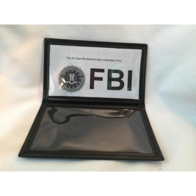 FBI Size Credential case holds full-sized FBI credentials.