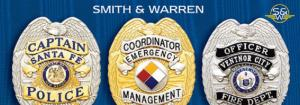 Image of Smith & Warren Badges